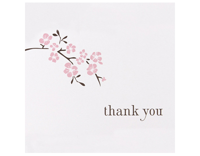 Derbyshire Fascias thank you card