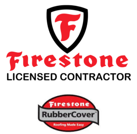firestone rubber roof