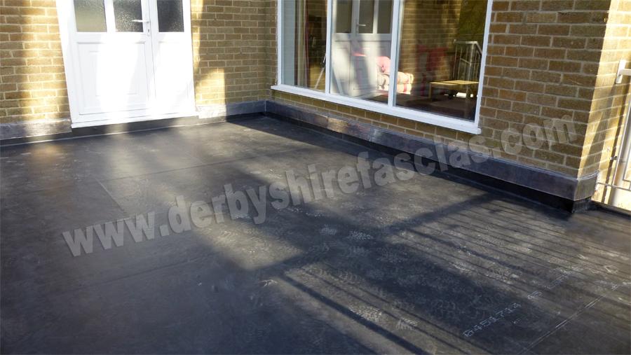 derbyshire fascias firestone rubber roof