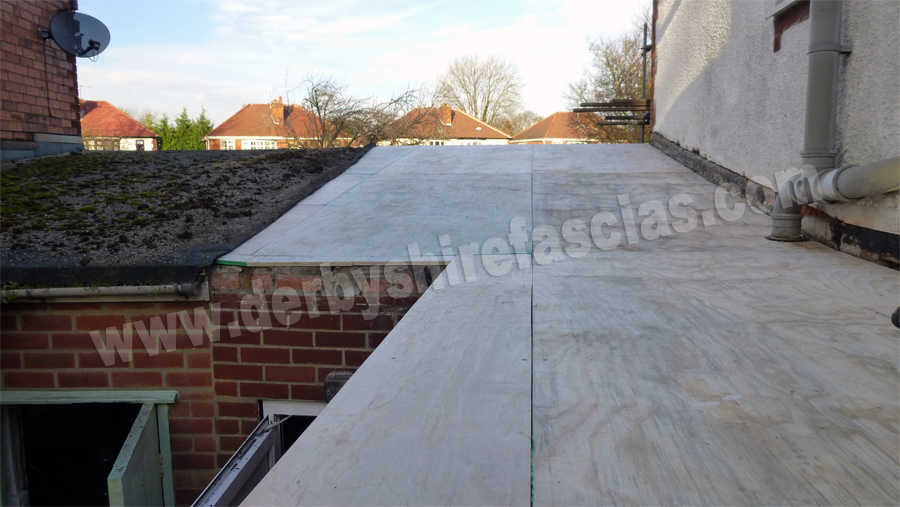 derbyshire fascias firestone rubber roof