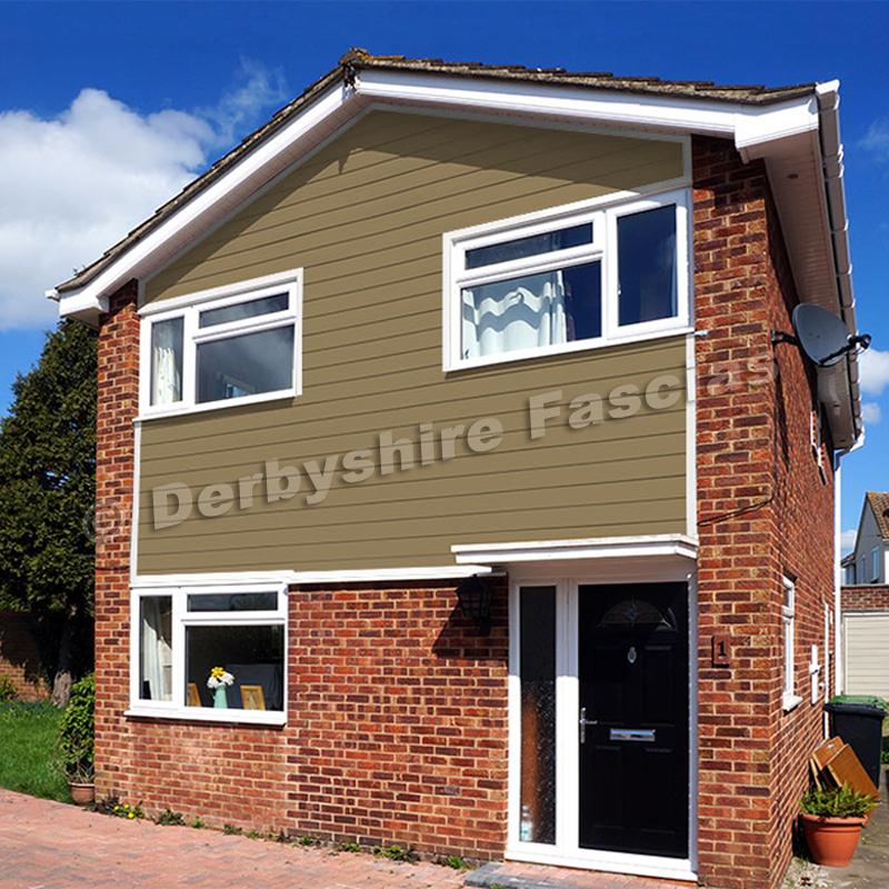 derbyshire fascias decorative pvc cladding