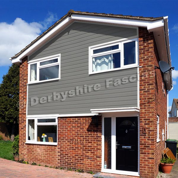 derbyshire fascias decorative pvc cladding